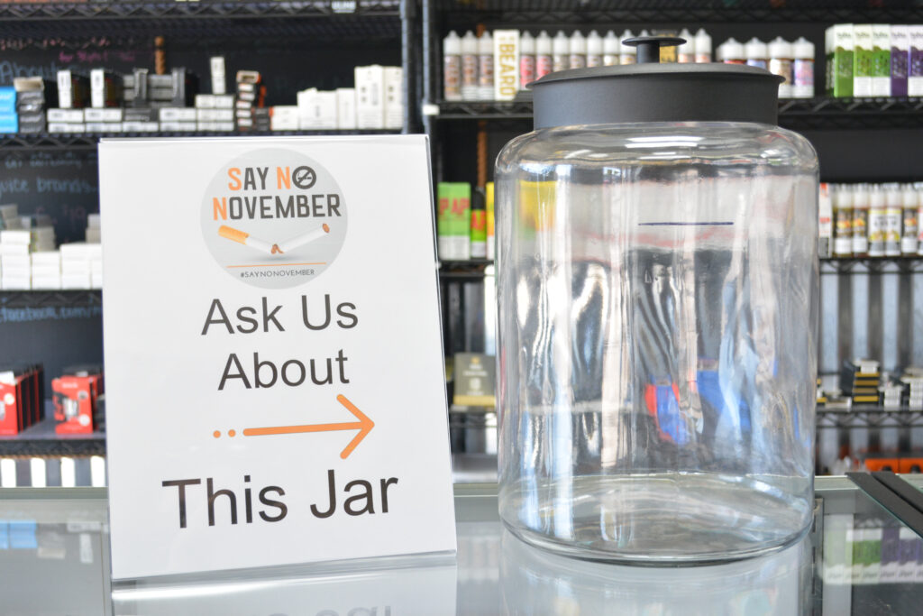 ask us about this jar
